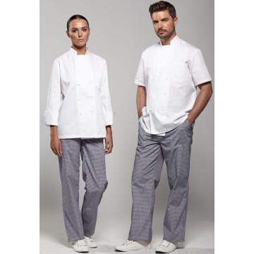 Pantalón de cocina unisex...