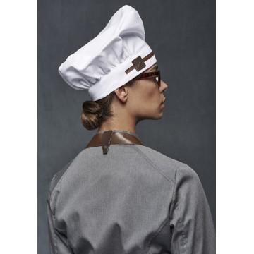 Gorro cocinera champiñón...