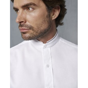 Camisa camarero cinta...